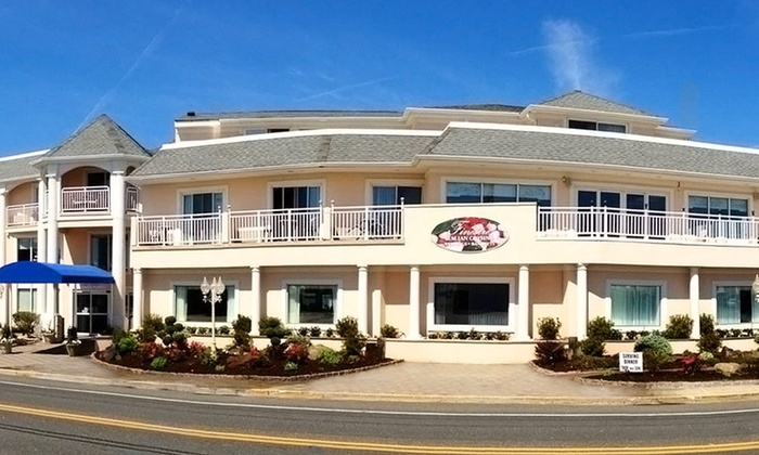 null - North Jersey: Stay at The White Sands Oceanfront Resort & Spa in Point Pleasant Beach, NJ. Dates Available into April.