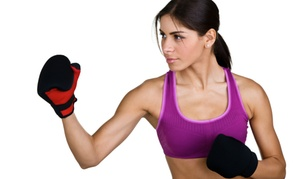 Peak Body - Lewisville: 2 Weeks Unlimited Boot-Camp Classes at Peak Body Transformation (65% Off)