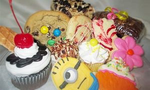 The Sugar Shack Bakery: Small Cookie and Bar Tray or $10 for $20 Worth of Baked Goods at The Sugar Shack Bakery