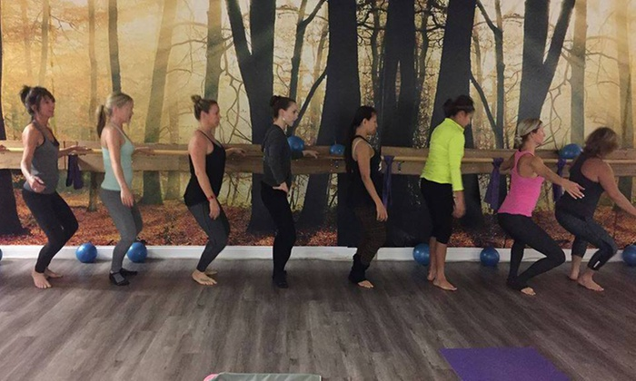 HARD yoga - Goldenwest: 10 60-Minute Ballet-Inspired Fitness Classes from HARD yoga (65% Off)