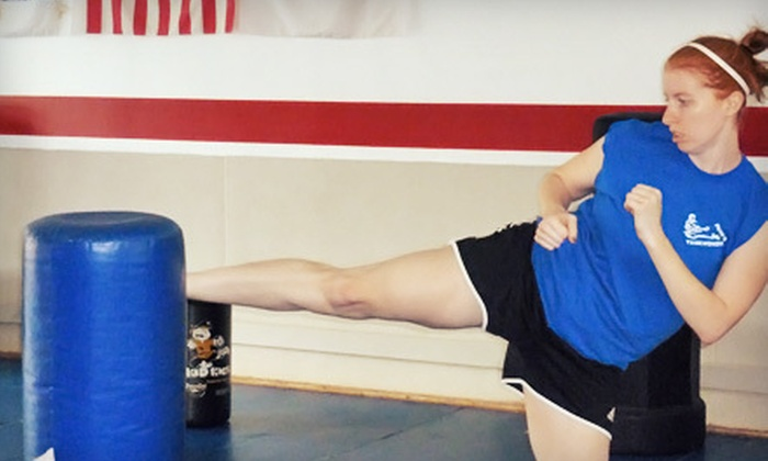 Park's TaeKwonDo Training & Fitness - Sharonville: 5, 10, or 15 Cardio Kickboxing Classes at Park's TaeKwonDo Training & Fitness (Up to 75% Off)