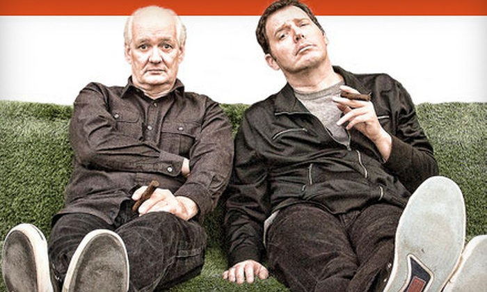 Colin Mochrie And Brad Sherwood - Atlantic City: Colin Mochrie and Brad Sherwood Comedy Show at the Tropicana Showroom on August 16 or 17 (Up to 40% Off)