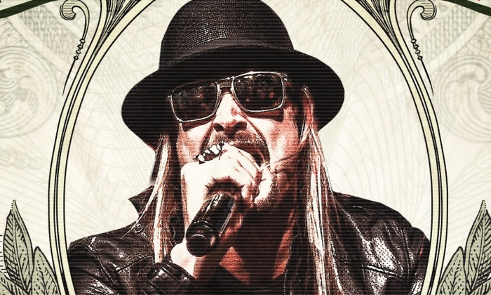 Kid Rock - Jiffy Lube Live: Last-Minute Father's Day Gift—Kid Rock's First Kiss: Cheap Date Tour with Special Guest Foreigner