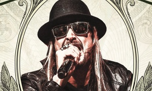 Kid Rock: Last-Minute Father's Day Gift—Kid Rock's First Kiss: Cheap Date Tour with Special Guest Foreigner