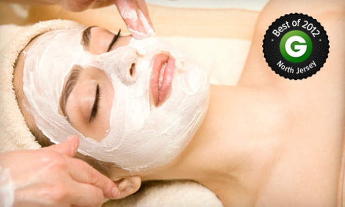 Spa Package with Organic Facial and 60-Minute Aromatherapy Massage for One or Two at Jennifer Day Spa (Up to 75% Off)