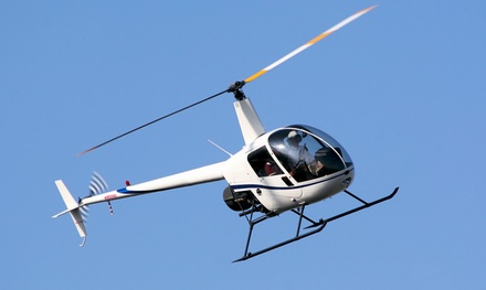 $149 for a Bay and Downtown Tampa Helicopter Tour for Up to Three from Old City Helicopters, LLC ($270 Value)