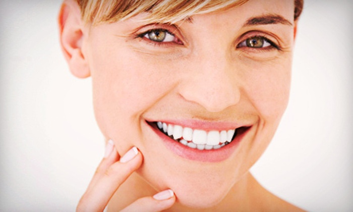 Richard D. Morgan D.D.S. Cosmetic & Family - Lubbock: Cleaning, Exam, and X-rays with Optional Whitening Kit at Richard D. Morgan D.D.S. Cosmetic & Family (Up to 89% Off)