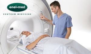 Centrum Medyczne ENEL-MED: Rezonans magnetyczny kręgosłupa (od 325 zł) lub głowy (355 zł) i więcej opcji w Centrum Medycznym Enel-Med – 2 miasta