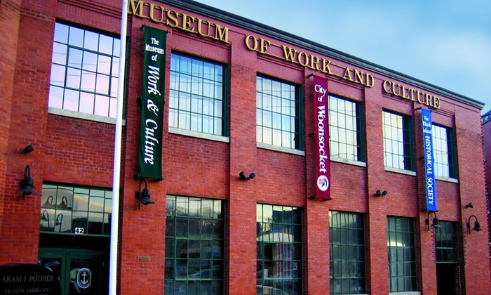 Museum of Work and Culture - Woonsocket: Visit for Two, Four, or Six to the Museum of Work and Culture (Up to 46% Off)