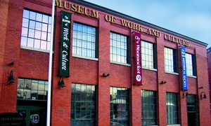 Museum of Work and Culture: Visit for Two, Four, or Six to the Museum of Work and Culture (Up to 48% Off)