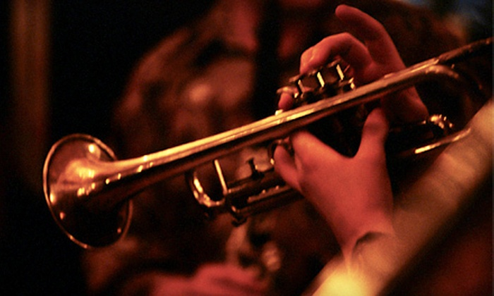 Lansing Symphony Jazz Band - Downtown: $15 for the Lansing Symphony Jazz Band Concert for Two at Dart Auditorium on October 14 at 3 p.m. (Up to $35 Value)