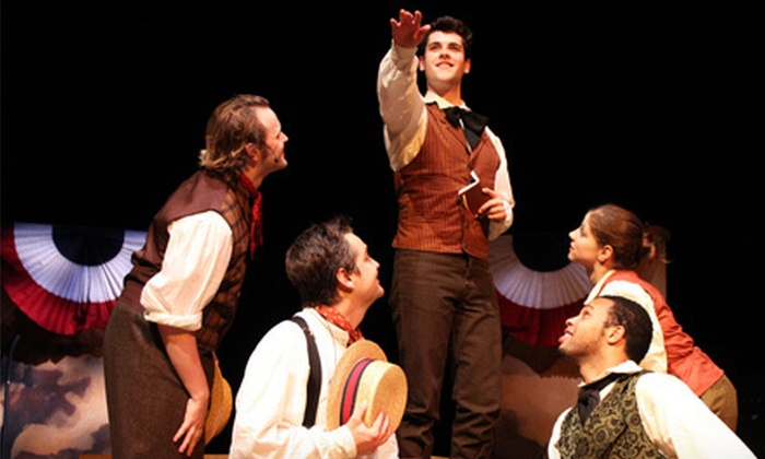 "Birmingham Children's Theatre - Druid Hills: ""Young Abe Lincoln"" for Two at Birmingham Children's Theatre (Up to 61% Off). Four Options Available."