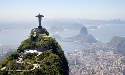 ✈ 7-Day Vacation in Rio de Janeiro with Air from Indus Travels. Price per Person Based on Double Occupancy.