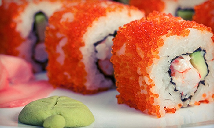 Mikado - North Los Altos: Japanese Food at Mikado (Up to 53% Off). Two Options Available.