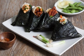Oori: $6 for $10 Towards Korean Japanese Cuisine at Oori