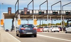 """VINCI Autoroutes: Télépéage : gagner du temps avec 1 an d'accès à la formule """"Temps Libre"""" de VINCI Autoroutes et 300 parkings à 8 €"""