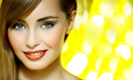 Permanent Eyeliner, Lip Liner, or Eyebrow Makeup at Helianthe (Up to 78% Off)