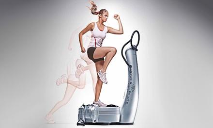3, 6 o. 8 Einheiten Training mit der Power Plate inkl. Personal-Trainer bei Pretty Woman ab 14,90 € (bis zu 76% sparen*)