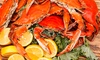 Super Crab - Downtown Philadelphia: Super Crab Festival for One or Two on Saturday, January 24, 2016 (Up to 39% Off)