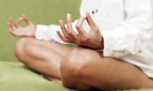 The Yoga Studio: 10 or 15 Classes at The Yoga Studio (74% Off)