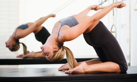 5 or 10 Pilates, FitCamp, or Rowing Classes or a CrossFit Package at Big Blue CrossFit & Pilates (Up to 66% Off)