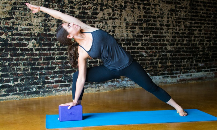 Be Love Yoga Studio - Multiple Locations: Yoga Classes at Be Love Yoga Studio (Up to 59% Off). Three Options Available.