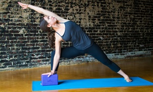 Up to 59% Off at Be Love Yoga Studio at Be Love Yoga Studio, plus 6.0% Cash Back from Ebates.