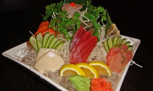$19 for $30 Worth of Food and Drink at Sushi Train