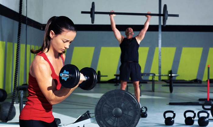 Adrenaline GX - Chamblee: 4 or 8 CrossFit AF Classes at Adrenaline GX (Up to 83% Off)