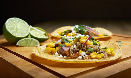 Slow-Roasted Goat and Northern Mexican Cuisine at Los Cabriteros (Up to 42% Off). Two Options Available.