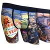 Men's Photorealistic Boxer Briefs (6-Pack or Singles)