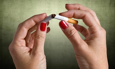 Tratamiento para dejar de fumar con acupuntura para 1 o 2 personas desde 44,99 € en Medic Acupuntura Barcelona