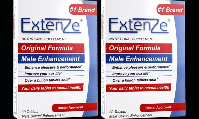 Extenze Athletic Performance
