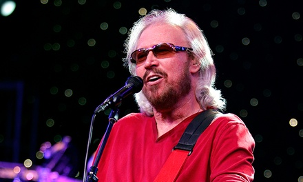 Barry Gibb: Mythology the Tour Live at Nikon at Jones Beach Theater on Friday, May 23 (Up to 57% Off)