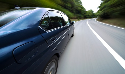 Window Tinting for Two Windows or a Four-Door Vehicle at OnPoint Connections (Up to 51% Off)