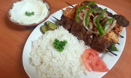 $14 for $28 Worth of Mediterranean Food at Damas Restaurant