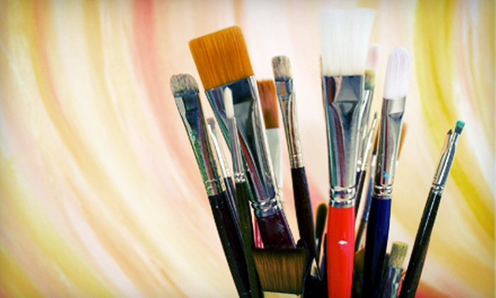 Bali Studios - Cocoa Beach: BYOB Painting Class for One, Two, or Four at Bali Studios (Up to 53% Off)