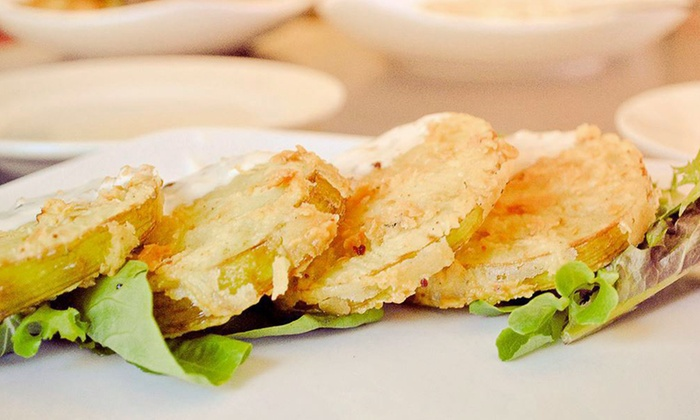 The Hollar - Madrid: Southern Cuisine at The Hollar (50% Off). Two Options Available.