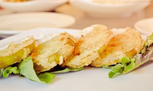The Hollar: Southern Cuisine at The Hollar (50% Off). Two Options Available.