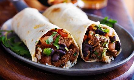 Menú mexicano para 2 o 4 con entrantes, principal, surtido de postres y bebida desde 21,90 € en Cactus Cantina San Juan