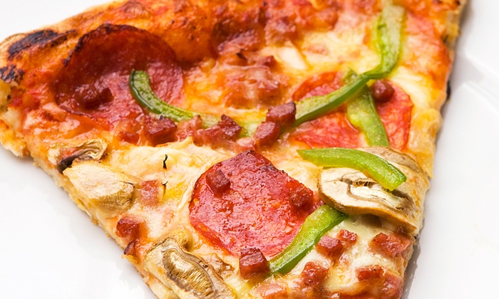 Stevi B's Pizza Buffet - Greenville: $11for $20 Worth of Pizza and Drinks at Stevi B's Pizza Buffet