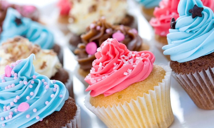 Bakers Park - Randallstown: One Dozen Cupcakes or Single-Layer Sheet Cake at Bakers Park (Up to 53% Off)