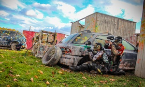 OSG Paintball: All-Day Paintball Package for Two, Four, or Six at OSG Paintball (Up to 61% Off)