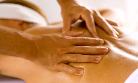 One, Three or Five 75-Minute Massages at Joie Massage (Up to 60% Off)