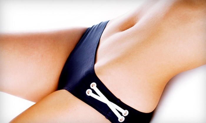 Lets Get Tan - Evansville: One, Two, or Three Fit Body-Wrap Sessions at Let's Get Tan (Up to 63% Off)