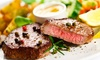 Tejas Rodeo Company - Bulverde: Steakhouse Dinner or a Saturday-Night Rodeo at Tejas Rodeo Company (Up to 42% Off). Four Options Available.