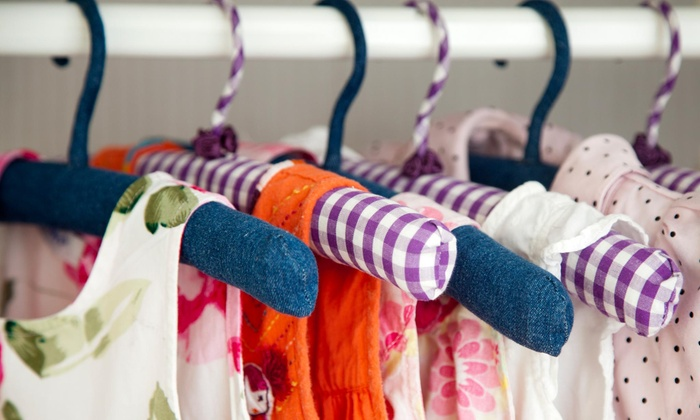 Party Joy Plus - Carney: $12 for $25 Worth of Children's Clothing — Party Joy Plus