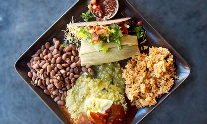 Green Chile Kitchen Route 66 - Yukon: New Mexican Food for Dinner or Lunch at Green Chile Kitchen Route 66 (Up to 51% Off). Three Options Available.