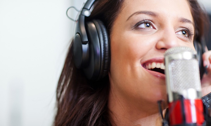 Miss Emily's Voice Studio - Multiple Locations: Two 30-Minute Private Singing Lessons at Miss Emily's Voice Studio (60% Off)