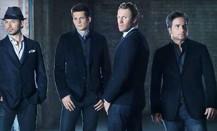 Indianapolis The Tenors coupon and deal